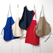 UltraClub® Large Two-Pocket Apron