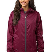 Ladies Packable Wind Jacket