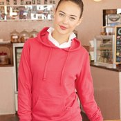 Juniors' Heavenly Fleece Lightweight Pullover Hooded Sweatshirt
