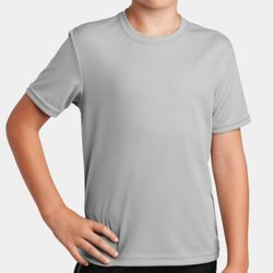 Youth Poly RacerMesh T-Shirt Thumbnail