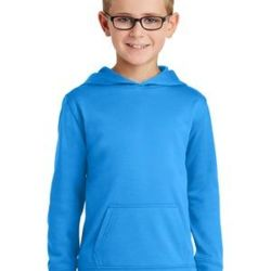 Youth Performance Hooded Sweatshirt Thumbnail